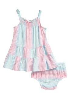 Splendid Ojai Stripe Tank Dress (Baby)
