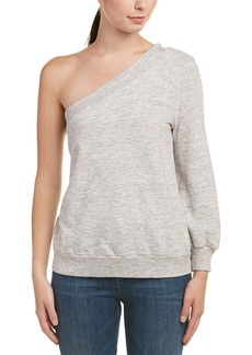 Splendid One-Shoulder Sweater