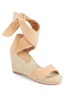 Splendid Jessica Open-Toe Espadrille Wedge Sandals