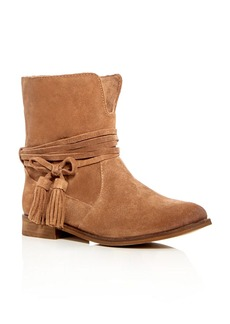 Splendid Pennie Tassel Flat Booties