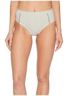 Splendid Picturesque High-Waist Bikini Bottom