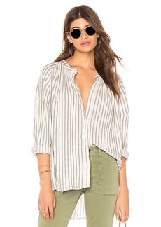 Splendid Pirouette Stripe Button Down