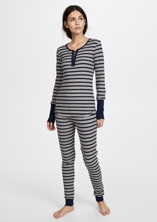 Splendid Pleasant Stripe PJ Set