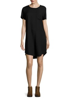 Splendid Pocket T-Shirt Dress
