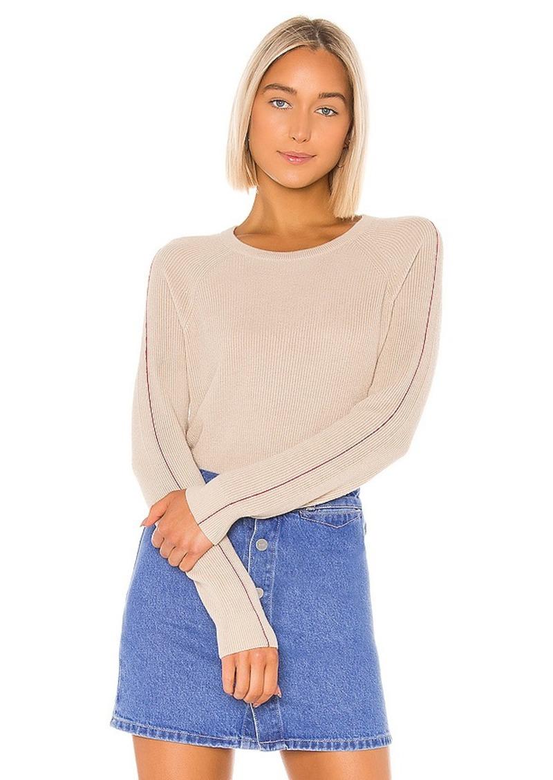 Splendid Pop Stitch Pullover