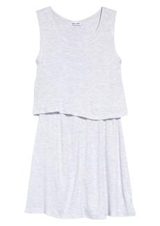 Splendid Popover Dress (Toddler Girls & Little Girls)