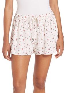 Splendid Primrose Ditsy Floral Shorts