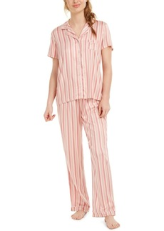 Splendid Printed Short-Sleeve Pajamas Set