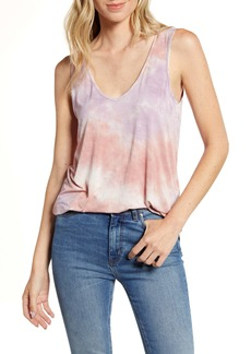 Splendid Purple Haze Treatment Tank Top
