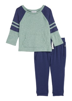 Splendid Raglan T-Shirt & Sweatpants Set (Baby)