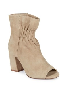 Splendid Rania Slip-On Suede Booties