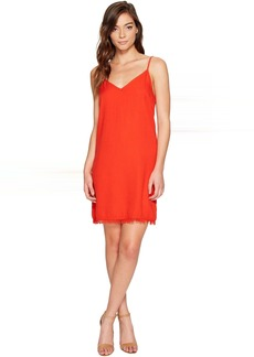 Rayon Crepe Slip Dress