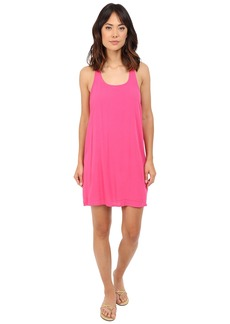 Splendid Rayon Crinkle Gauze Tank Dress