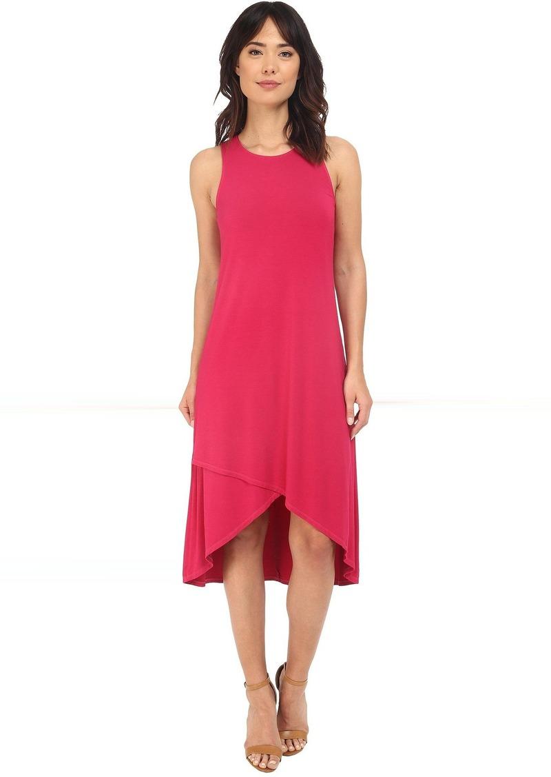 Splendid Rayon Jersey Midi Dress