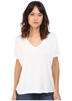 Splendid Rayon Jersey Wedge Tee