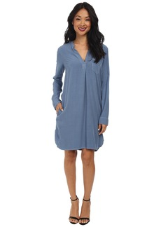 Splendid Rayon Voile Shirtdress