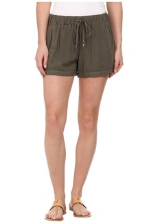 Splendid Rayon Voile Shorts