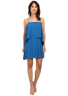 Splendid Rayon Voile Tiered Dress