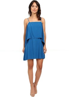 Splendid Rayon Voile Tiered Dress