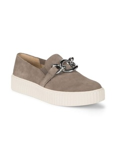 Splendid Roberta Suede Slip-On Sneakers