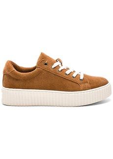 Splendid Ruth Sneaker in Brown. - size 10 (also in 6,6.5,7.5,8,8.5,9.5)