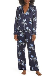Splendid Satin Pajamas