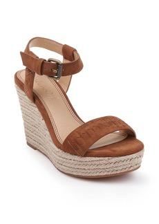 Splendid Shayla Woven Wedge Sandal (Women)