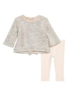Splendid Shimmer Top & Leggings Set (Baby)