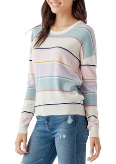 Splendid Shore Striped Sweater