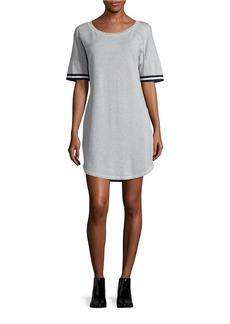 SPLENDID Short Sleeve Varisty T-Shirt Dress