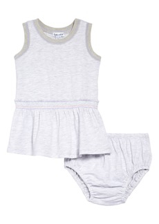 Splendid Smocked Cotton & Modal Dress (Baby)