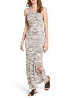 Splendid Space Dye Knit Maxi Dress