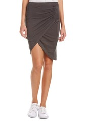Splendid Splendid Asymmetrical Skirt
