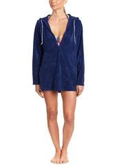 Splendid Splendid Sunblock Hooded Tunic