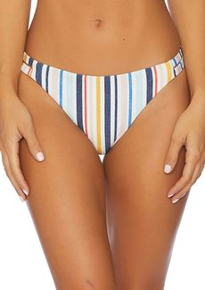 Splendid Splendid x Gray Malin Double Strap Bikini Bottom