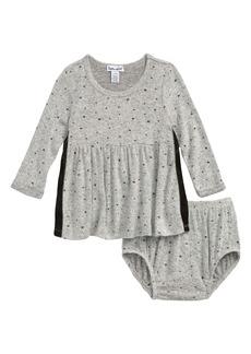 Splendid Star Long Sleeve Sweater Dress (Baby)