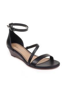 Splendid Stefano Strappy Wedge Sandal (Women)