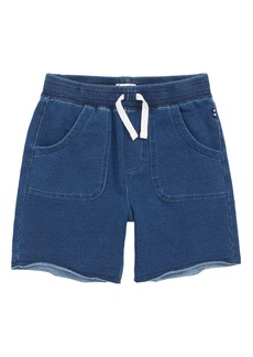 Splendid Stonewashed French Terry Shorts (Toddler Boys & Little Boys)