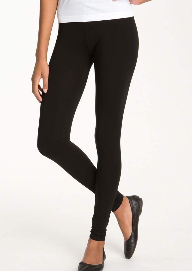 34dab0e0212350 Splendid Splendid Stretch Cotton Leggings | Casual Pants