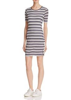 Splendid Stripe Knit Dress