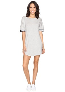 Splendid Stripe Sleeve Dress