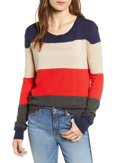 Splendid Stripe Sweater