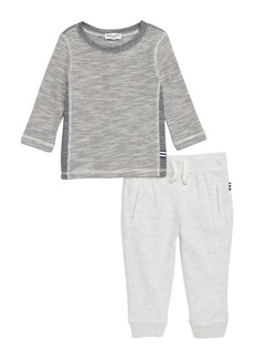 Splendid Stripe Top & Jogger Pants (Baby)