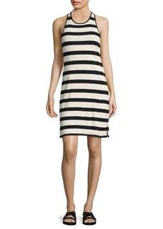 Splendid Striped Racerback Tank Dress