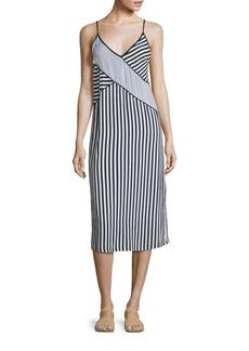 Splendid Striped Slip Dress