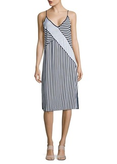 Splendid Striped Slip Dress