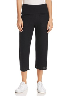 Splendid Studio Warm-Up Cropped Sweatpants