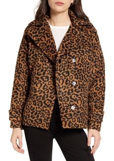 Splendid Suki Leopard Coat