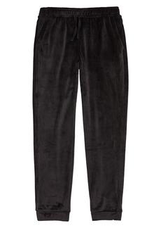 Splendid Super Soft Velour Jogger Pants (Big Girls)