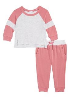 Splendid Sweater & Sweatpants Set (Baby Girls)